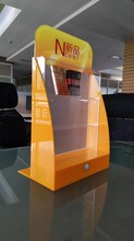 西雙版納亞克力有機玻璃展架盒子制品加工廠圖片