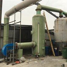 磚廠用鍋爐玻璃鋼脫硫塔效果怎么樣