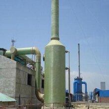 磚廠玻璃鋼脫硫塔廠家,脫硫塔是怎么處理廢氣