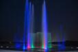 威海音樂噴泉