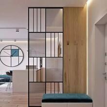 qdi玻璃門,西安鋁合金門廚房直銷圖片