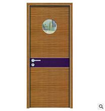 佛山幼儿园门铝框封边门卧室铝木门整套门厂家定制