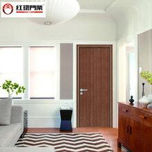 厂家直销定制铝木门时尚轻奢家装封边铸造整套门绿色环保隔音生态门