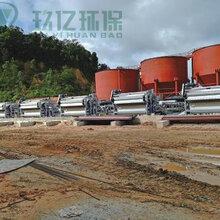 洗砂污泥擠干機分體式帶式壓濾機