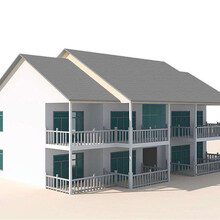 河南焦作装配式房屋生产厂旧房改造图片