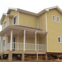 山西临汾集成房屋二层加盖旧房翻新图片