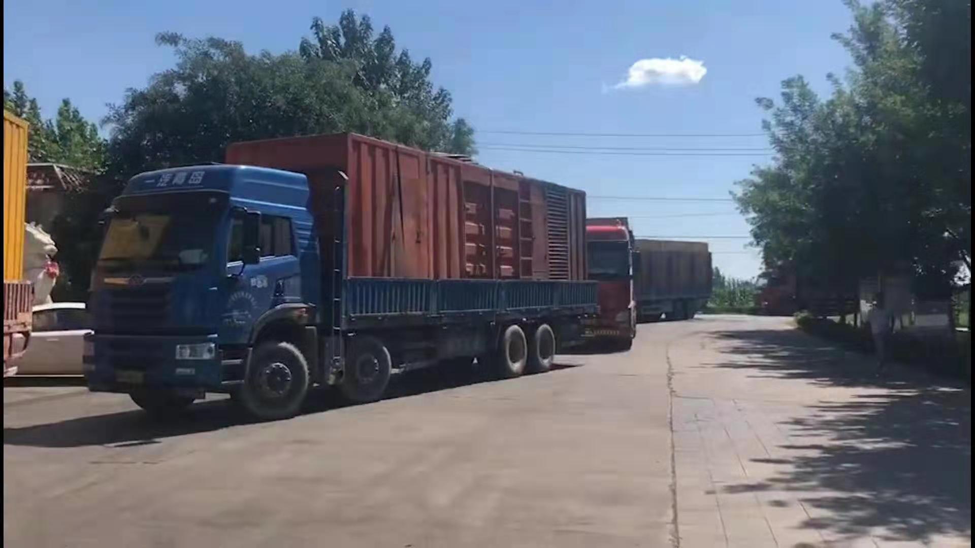 供电)淮北800kw发电机出租24小时供电