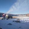 大型滑雪场造雪机生产厂家的造雪优势与参数