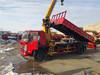 南充东风T3单桥随车吊厂家4×2驱动6米货箱徐工6.3吨随车吊