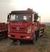 南充东风畅行D1L单桥随车吊厂家5米1货箱8吨三一随车吊价格