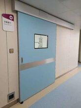 德州扒鸡本地大量医用钢质门净化门病房门图片