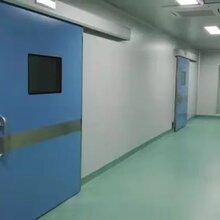 北京人民医院医用镀锌钢质门病房门图片