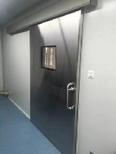 防辐射铅门定制自动电动铅门厂家ct室感应门图片