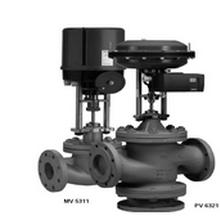RTK氣動兩通控制閥RTK氣動三通控制閥圖片