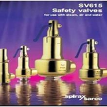 斯派莎克SV615安全阀图片