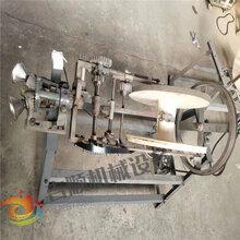 電動草繩編織機廠家葦草編繩機制作草繩機圖片