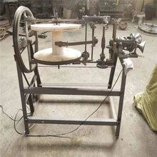 新款电动搓绳机草绳编织机干稻草帘草绳机图片