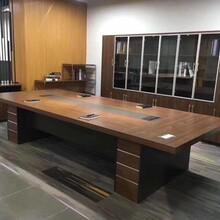 宁波专业定制办公桌价格办公室桌子图片
