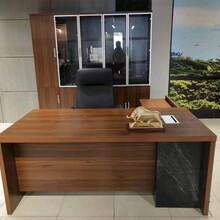 绍兴专业制造办公桌厂家办公室桌子图片