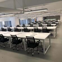 宁波专业定制办公桌价格办公室桌子办公桌图片