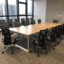 宁波专业定制办公桌价格办公室桌子新翔办公家具办公桌图片