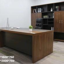 温州专业制造老板桌生产厂家办公桌厂家报价图片