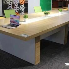 上海专业生产会议桌报价桌子会议桌图片