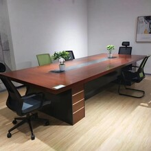 上海专业生产会议桌报价桌子新翔办公家具图片