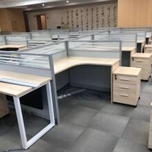 上海新翔办公家具屏风隔断图片