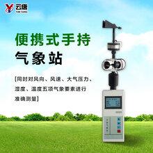 手持气象仪-手持式气象站图片