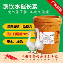 鹅催肥剂-鹅饮水催长素鹅添加剂