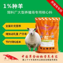 种羊-1%预混料饲料厂、养殖场专用种羊核心料母羊核心料