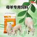 英美尔种羊饲料,母羊饲料配比母羊预混料营养足