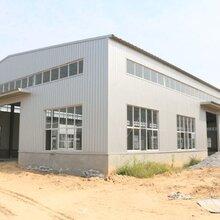 南通二手钢结构厂房图片