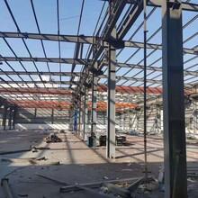 南通鲁忠二手钢结构回收图片