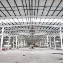 南京鲁忠二手钢结构安装公司图片