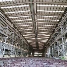 无锡二手钢结构回收图片