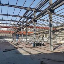 新乡鲁忠二手钢结构回收公司图片