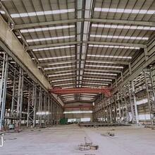 衢州鲁忠二手钢结构回收公司图片