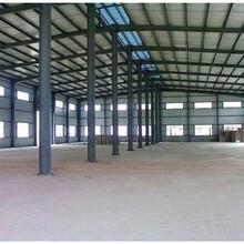 河南从事二手钢结构安装服务图片