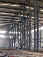 金华从事二手钢结构安装价格图片