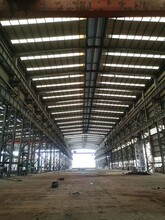 安徽二手钢结构安装图片