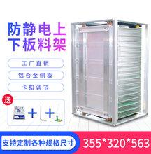 鸿成达厂家直销防静电SMT上板架,防静电上板架,PCB板架图片