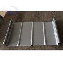 乐平0.9厚直立锁边铝镁锰板氟碳漆PVDF