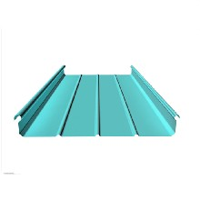 金屬建材3003,3004合金屋面板51-470鋁鎂錳屋面板圖片