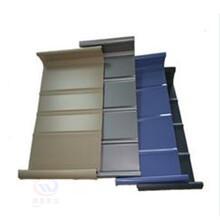 九江市合金屋面板廠家、直立鎖邊65-430鋁鎂錳屋面板圖片