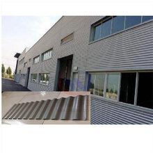 铝镁锰836型波浪纹墙面板、厂房墙面900型铝镁锰合金板图片