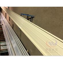 南寧市YX65-400/430、YX25-330/430鋁鎂錳金屬屋面板廠家圖片