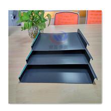 南昌市YX25-230-530型矮立邊聚酯漆鋁鎂錳合金屋面板圖片