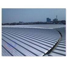 收費站、加油站金屬屋面65-430直立鎖邊鋁鎂錳合金板圖片